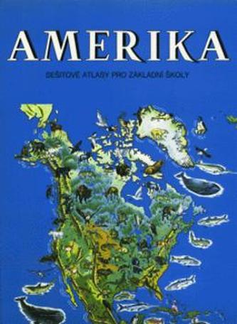 Amerika. Sešitové atlasy pro základní školy - Náhled učebnice