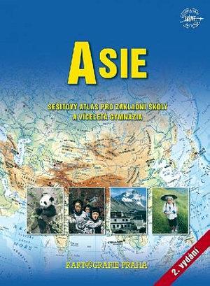 ASIE - sešitový atlas pro základní školy a víceletá gymnázia