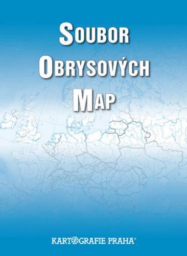 Soubor obrysových map - Náhled učebnice