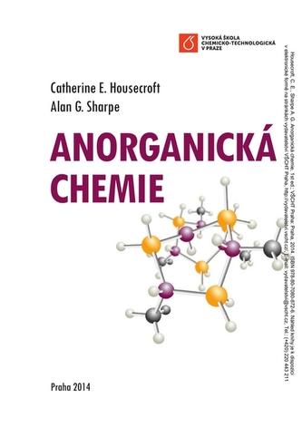 Anorganická chemie - Náhled učebnice