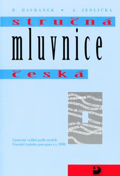 Stručná mluvnice česká. - Náhled učebnice