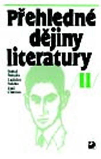 Přehledné dějiny literatury II.