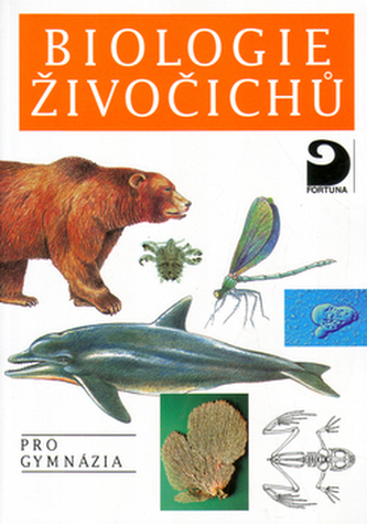 Biologie živočichů pro gymnázia