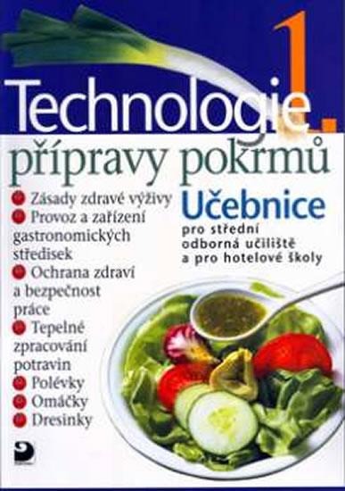 Technologie přípravy pokrmů 1 - Náhled učebnice