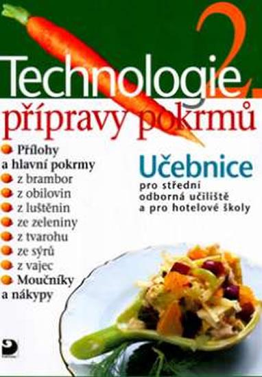 Technologie přípravy pokrmů 2 - Náhled učebnice