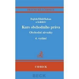 Kurs obchodního práva : obchodní závazky - Náhled učebnice