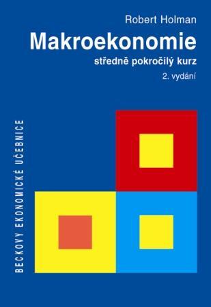 Makroekonomie, středně pokročilý kurz - Náhled učebnice