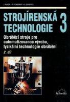 Strojírenská technologie 3, Obráběcí stroje pro automatizovanou výrobu, fyzikální technologie obrábění - Náhled učebnice