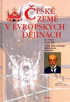 České země v evropských dějinách, Od roku 1918