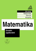 Matematika, Úvodní opakování - Náhled učebnice