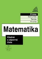 Matematika, prima. Kladná a záporná čísla - Náhled učebnice
