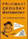 Přijímací zkoušky z matematiky na víceletá gymnázia - Náhled učebnice