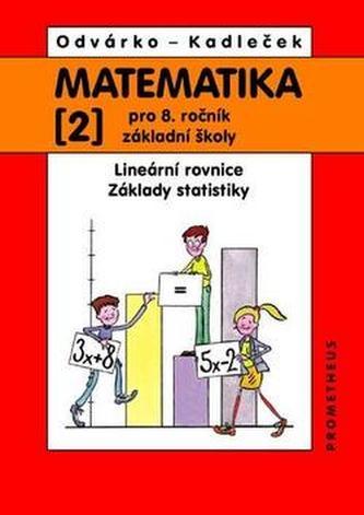 Matematika 2 pro 8. ročník ZŠ