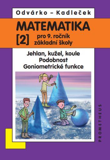 Matematika pro 9. roč. ZŠ - 2.díl - Náhled učebnice