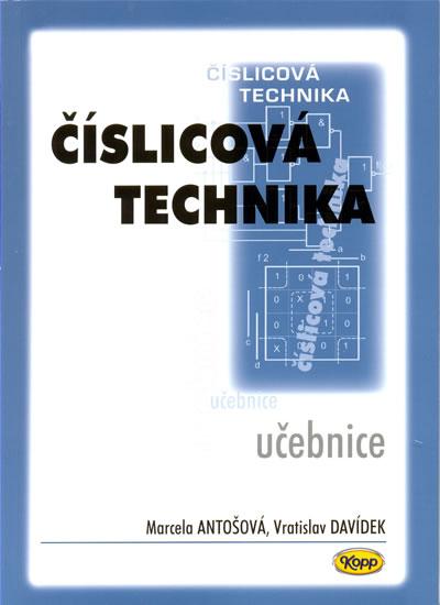 Číslicová technika - učebnice - Náhled učebnice