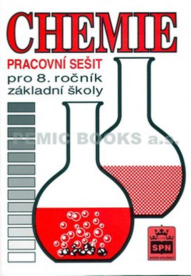 Chemie pro 8. ročník základní školy (pracovní sešit) - Náhled učebnice