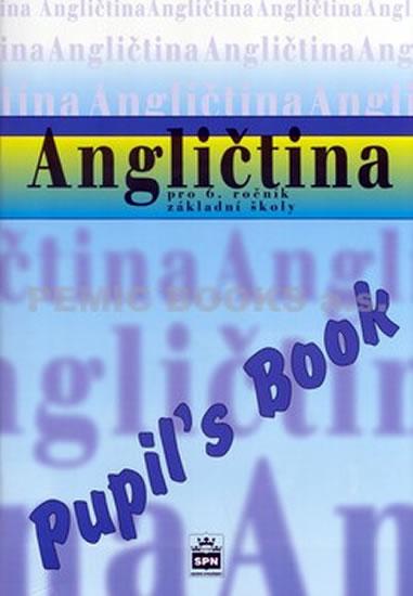 Angličtina Pupil´s Book