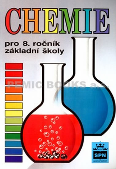 Chemie pro 8. ročník základní školy (učebnice)