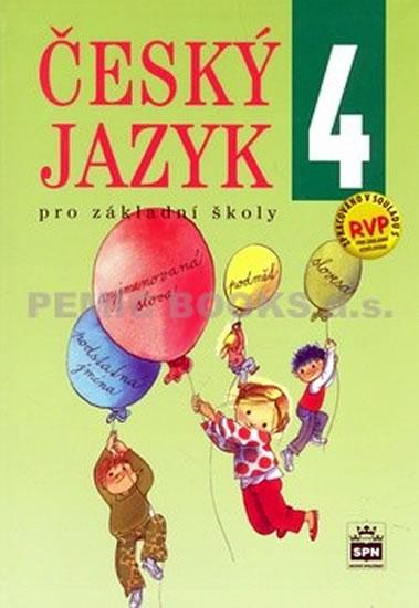 Český jazyk 4 pro základní školy - Náhled učebnice