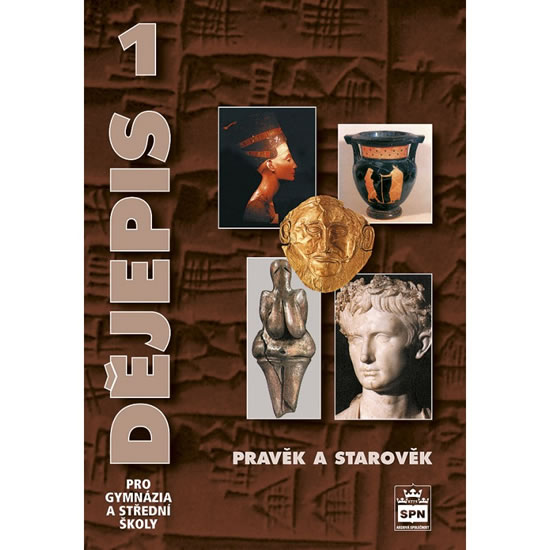 Dějepis 1 pro gymnázia a střední školy : pravěk a starověk - Náhled učebnice