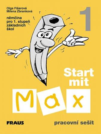 Start mit Max, Němčina pro 1. Stupeň základních škol: učebnice