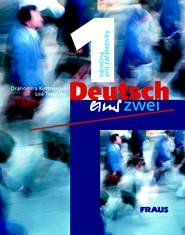 Deutsch eins, zwei 1. Němčina pro začátečníky  - Náhled učebnice