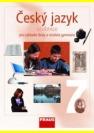 Český jazyk 7, učebnice pro základní školy a víceletá gymnázia
