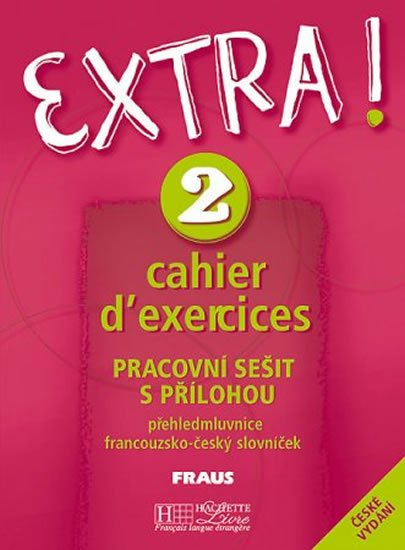 Extra! 2, Cahier d'exercices