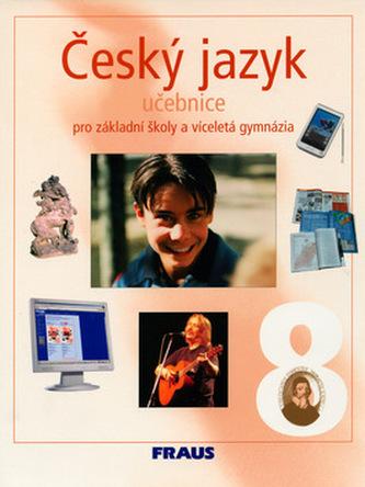 Český jazyk 8 pro základní školy a víceletá gymnázia  - Náhled učebnice