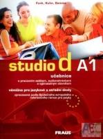 Studio d A1: učebnice s pracovním sešitem, audionahrávkami a vyjímatelným slovníkem. + 1 CD + 1 brožura