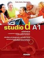 Studio d A1: učebnice s pracovním sešitem, audionahrávkami a vyjímatelným slovníkem. + 1 CD + 1 brožura - Náhled učebnice