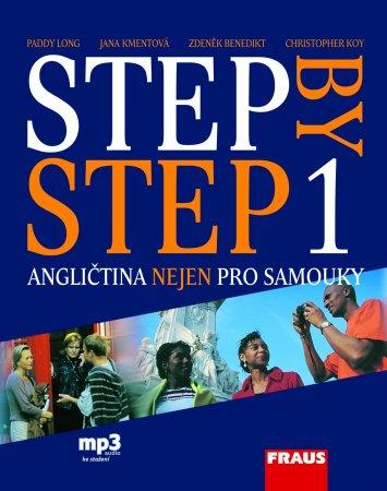 Step by Step 1 UČ + mp3 ke stažení zdarma