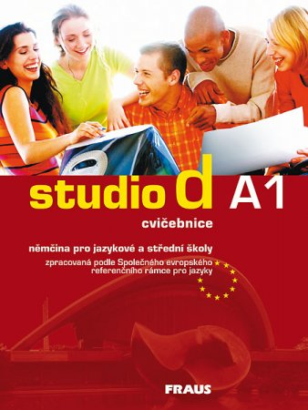 studio d A1: cvičebnice