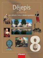 Dějepis 8 pro základní školy a víceletá gymnázia: Učebnice. 2010. 160 s