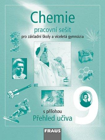 Chemie 9.r. ZŠ a víceletá gymnázia - pracovní sešit