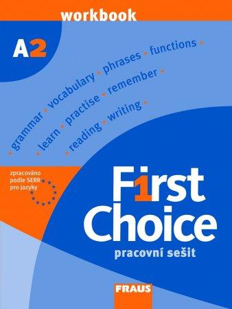 First Choice A2: pracovní sešit - Náhled učebnice