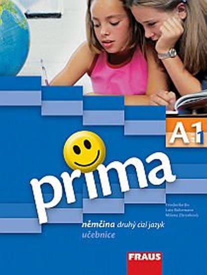 Prima A1: učebnice. 2007. 80 s