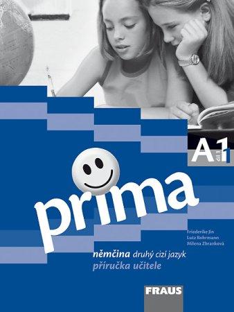 Prima A1/díl 1 PU - Náhled učebnice