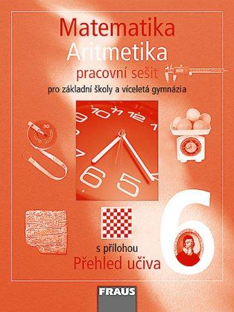 Matematika 6 pro ZŠ a VG Aritmetika PS