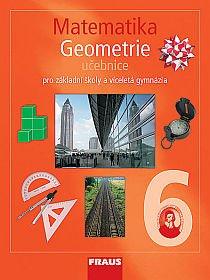 Matematika 6 pro ZŠ a VG Geometrie UČ
