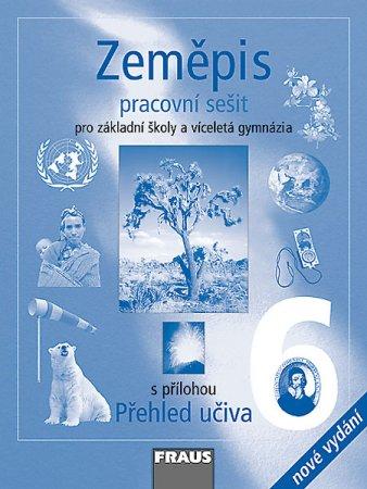 Zeměpis 6 pro ZŠ a VG PS /2. vydání/ - Náhled učebnice