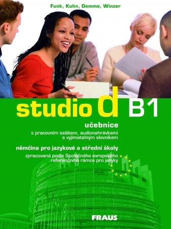 Studio D, Učebnice - Náhled učebnice