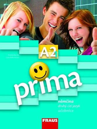 Prima A2/1: učebnice. 2008. 80 s