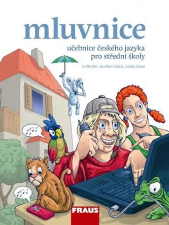 Mluvnice - učebnice českého jazyka pro SŠ