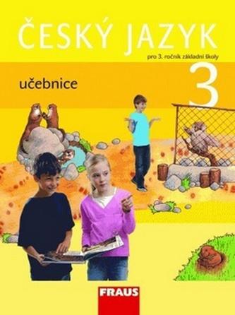 Český jazyk 3 učebnice