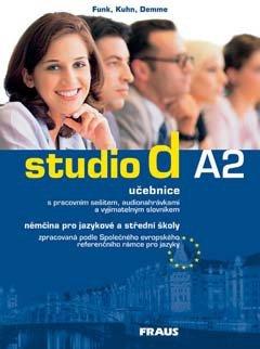 Studio d A2. Němčina pro jazykové a střední školy.