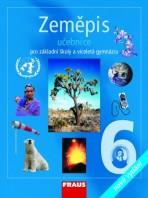 Zeměpis 6 pro ZŠ a VG UČ /nové vydání/ - Náhled učebnice