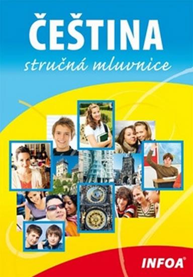 Čeština - stručná mluvnice - NOVÉ VYDÁNÍ
