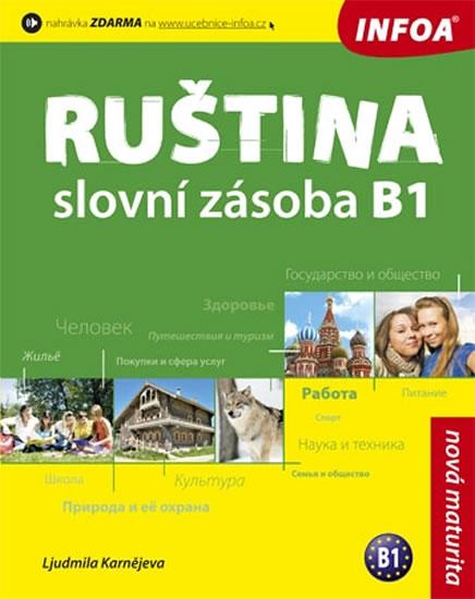 Ruština, slovní zásoba B1
