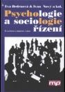 Psychologie a sociologie řízení - Náhled učebnice